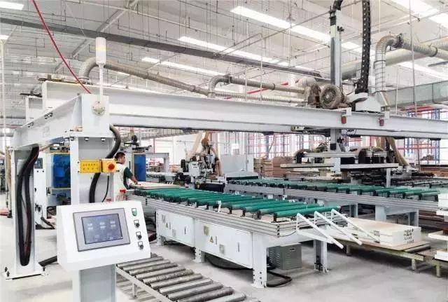 东易日盛木作工厂