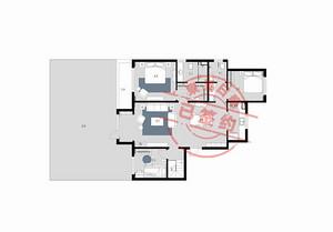燕西华府-新中式280平米-户型解析