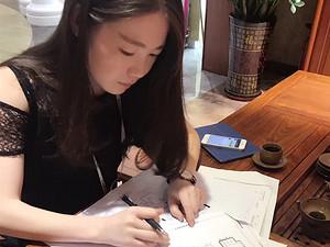 佛山东易日盛设计师沈瑶专访:细节决定设计的高度
