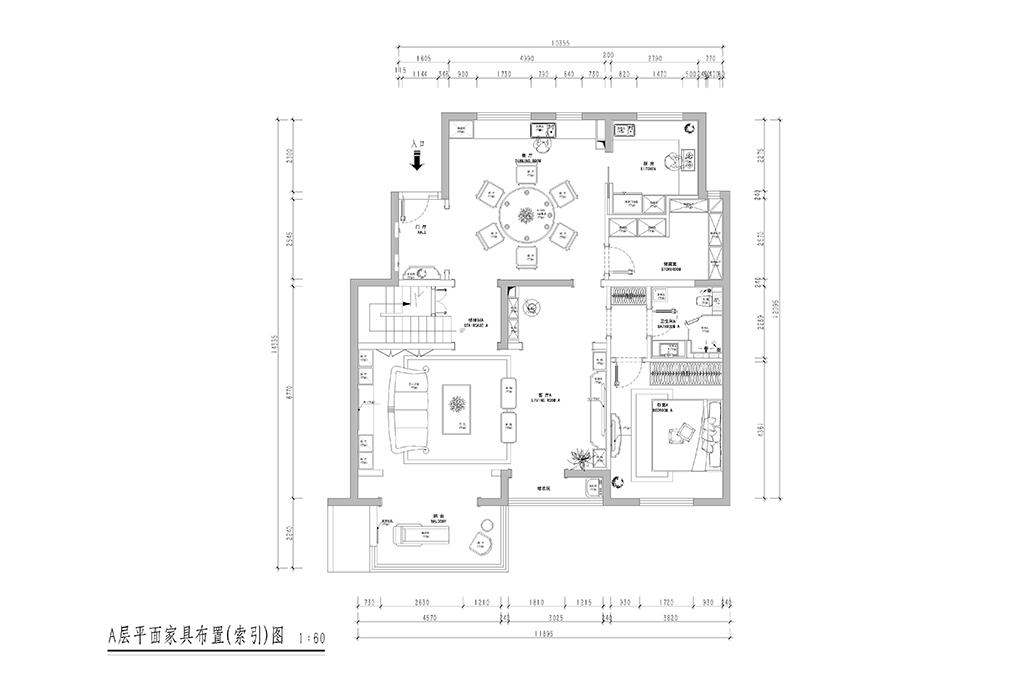 华侨城-欧洲古典-200㎡装修设计理念