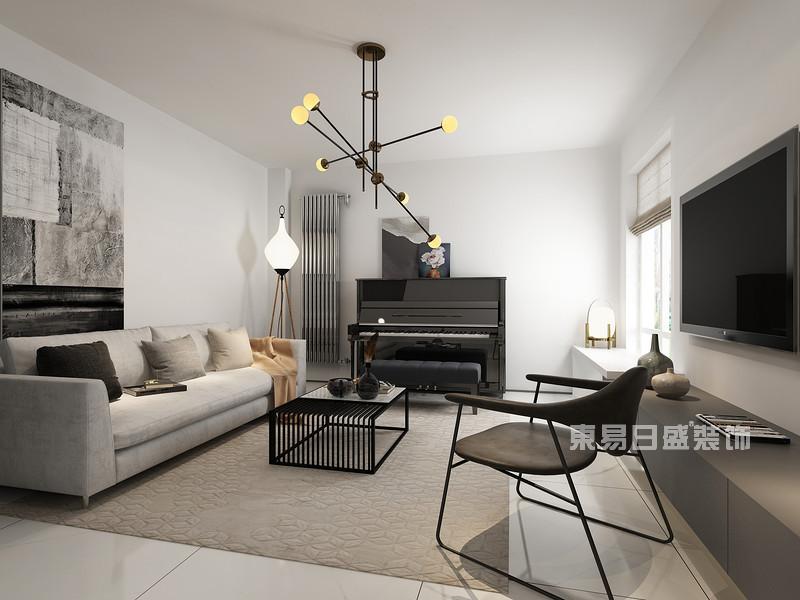 三室两厅户型如何装修?东易日盛装饰为你分享三室两厅装修技巧