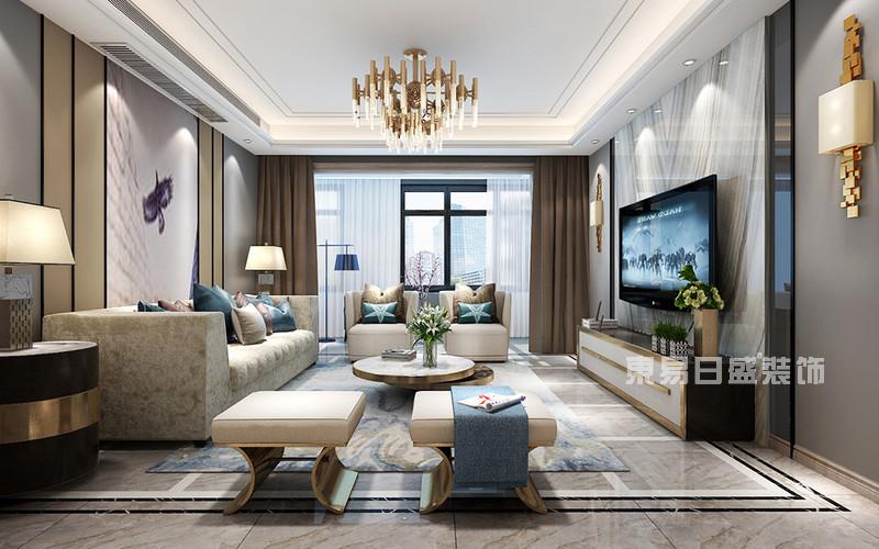 效果图,140平米房子装修前最好看看  深圳装修公司现在最流行的房屋风