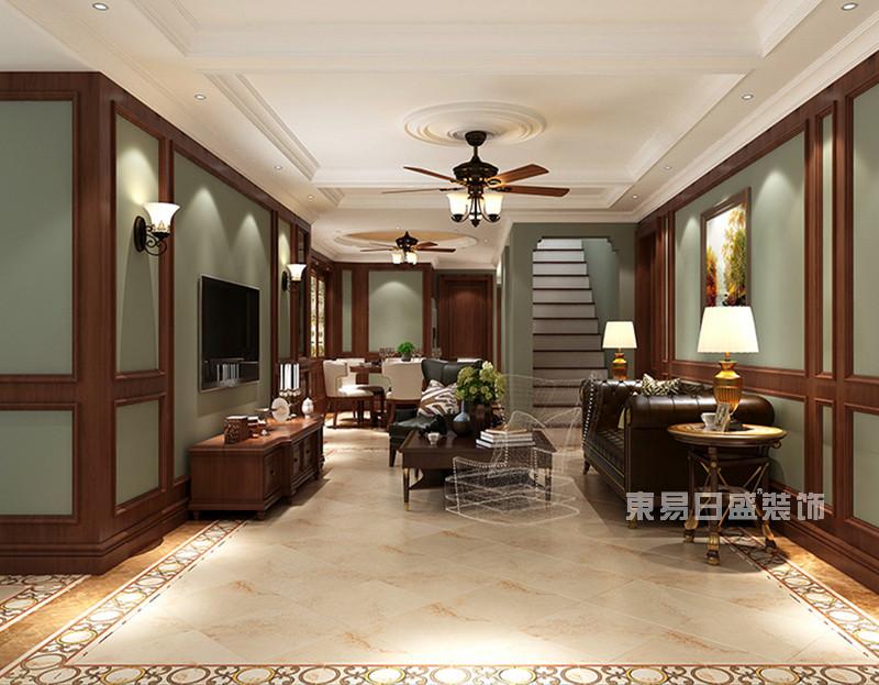 客厅灯具怎么选?东易日盛分享客厅灯具选择的注意事项