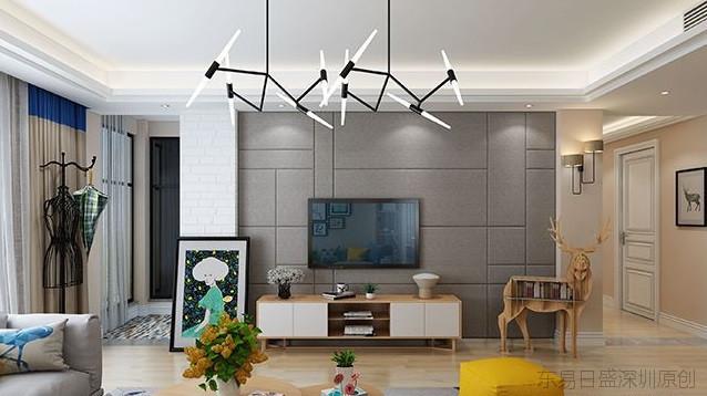 北欧风在众多装修风格中一直是一种独特而有格调一种,它即使没有太多繁杂、华丽的装饰,也可以能塑造出与众不同的居家空间。在现代家庭装修中,北欧风格装修也越来越受到年轻一代的青睐、追捧,其最大的特色就是将简约运用到极致的同时,整个空间并不会显得有丝毫的单调感。今天深圳别墅装修公司小编给大家收集了七款北欧风格客厅装修案例,希望可以为大家的房子装修带来一些思考。