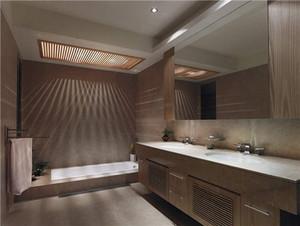 浴室的装修技巧和注意事项