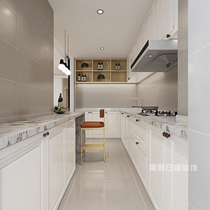 厨房装修之餐厨一体空间设计