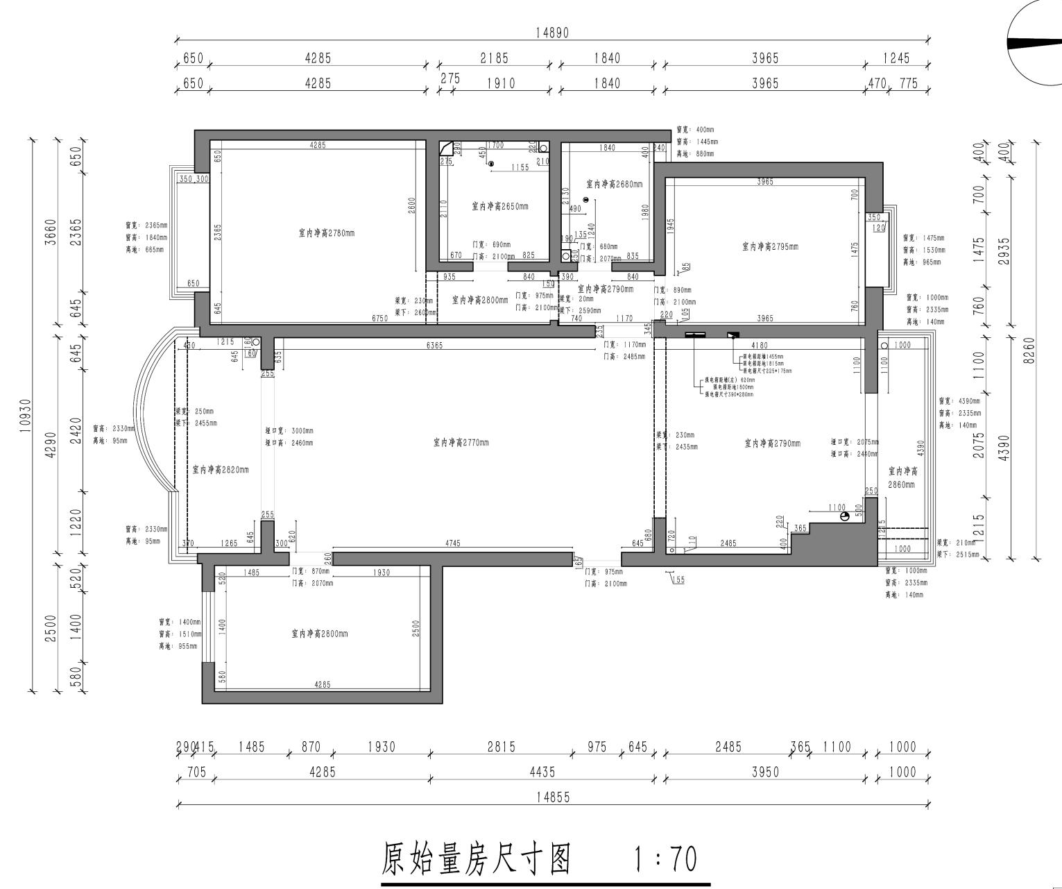 新兴国际文教城现代简约150平米装修效果图装修设计理念