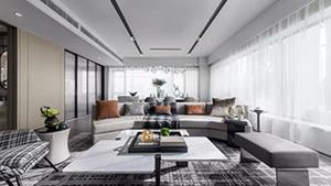 重庆别墅装修这三个配色原则,轻松搭配时尚生活家