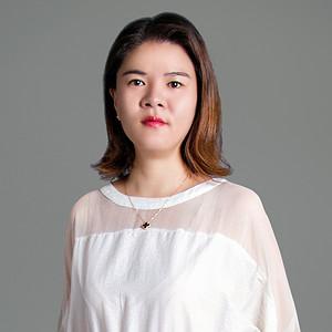 集团评定高级主任设计师白琳思