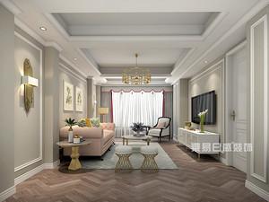 美式别墅装修效果图,哪家装修公司做的好?