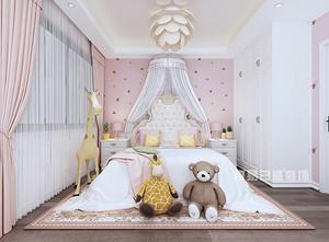 深圳装修公司-最新创意儿童房装修效果图