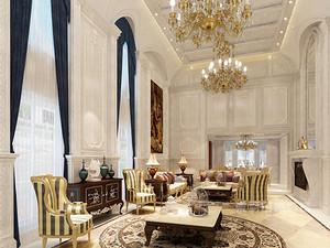 法式风格别墅设计特点 与浪漫有个约会