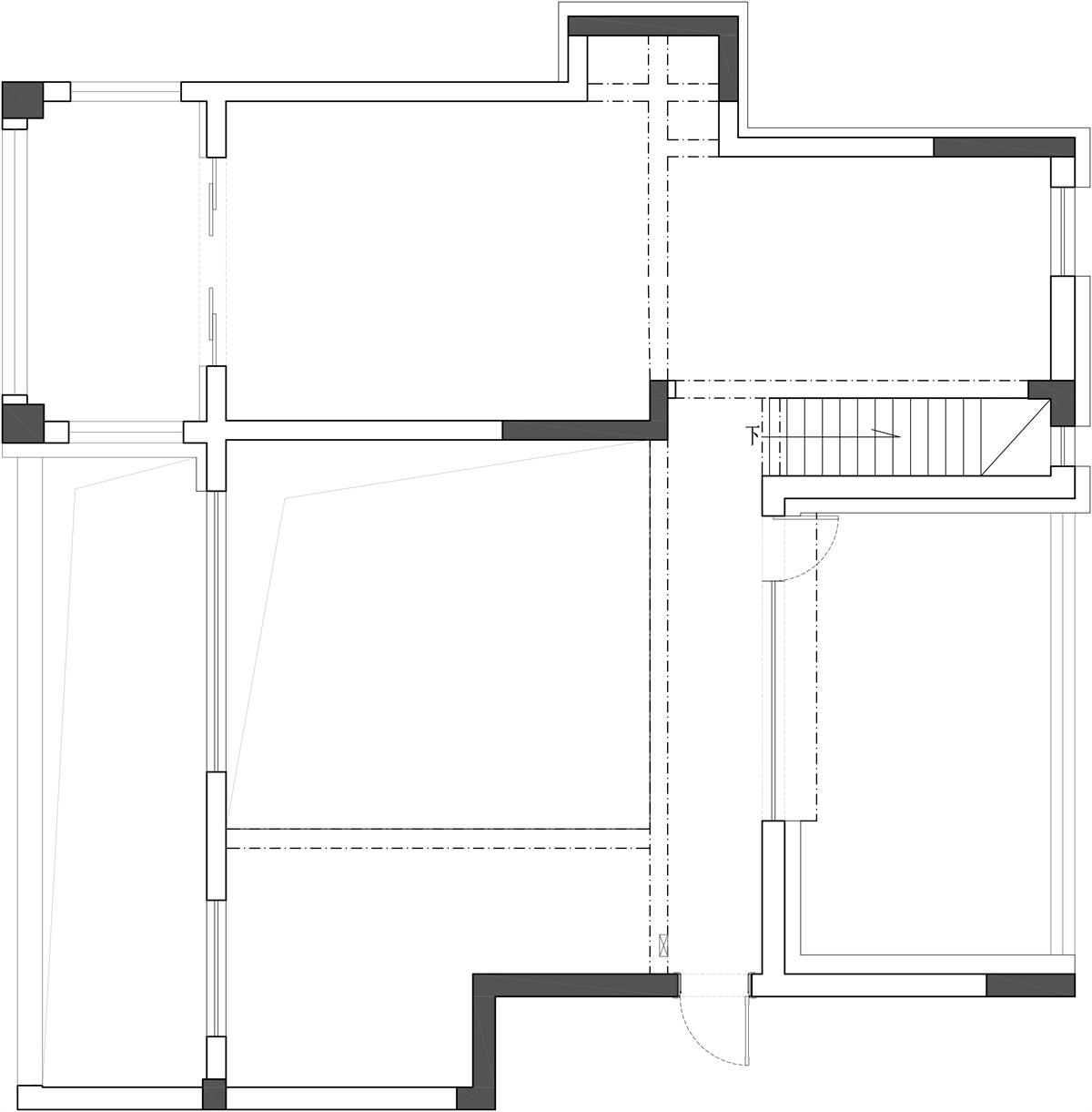 金城一号顶跃现代简约风格装修装修设计理念