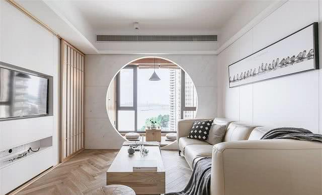 三居室室内设计