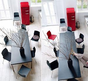 非常节省空间适合小户型的几款创意餐桌设计赏析