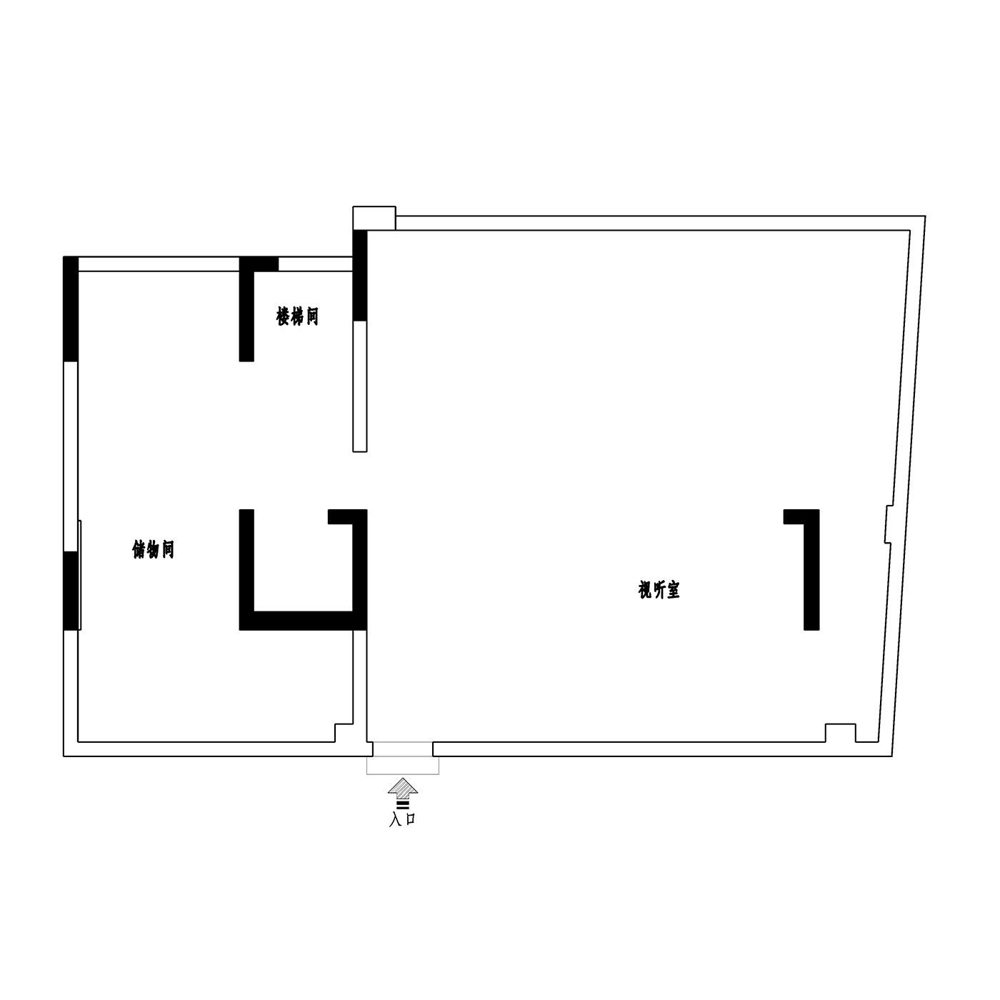 新中式风格装修效果图丨南门绿郡170㎡联排别墅装修案例装修设计理念