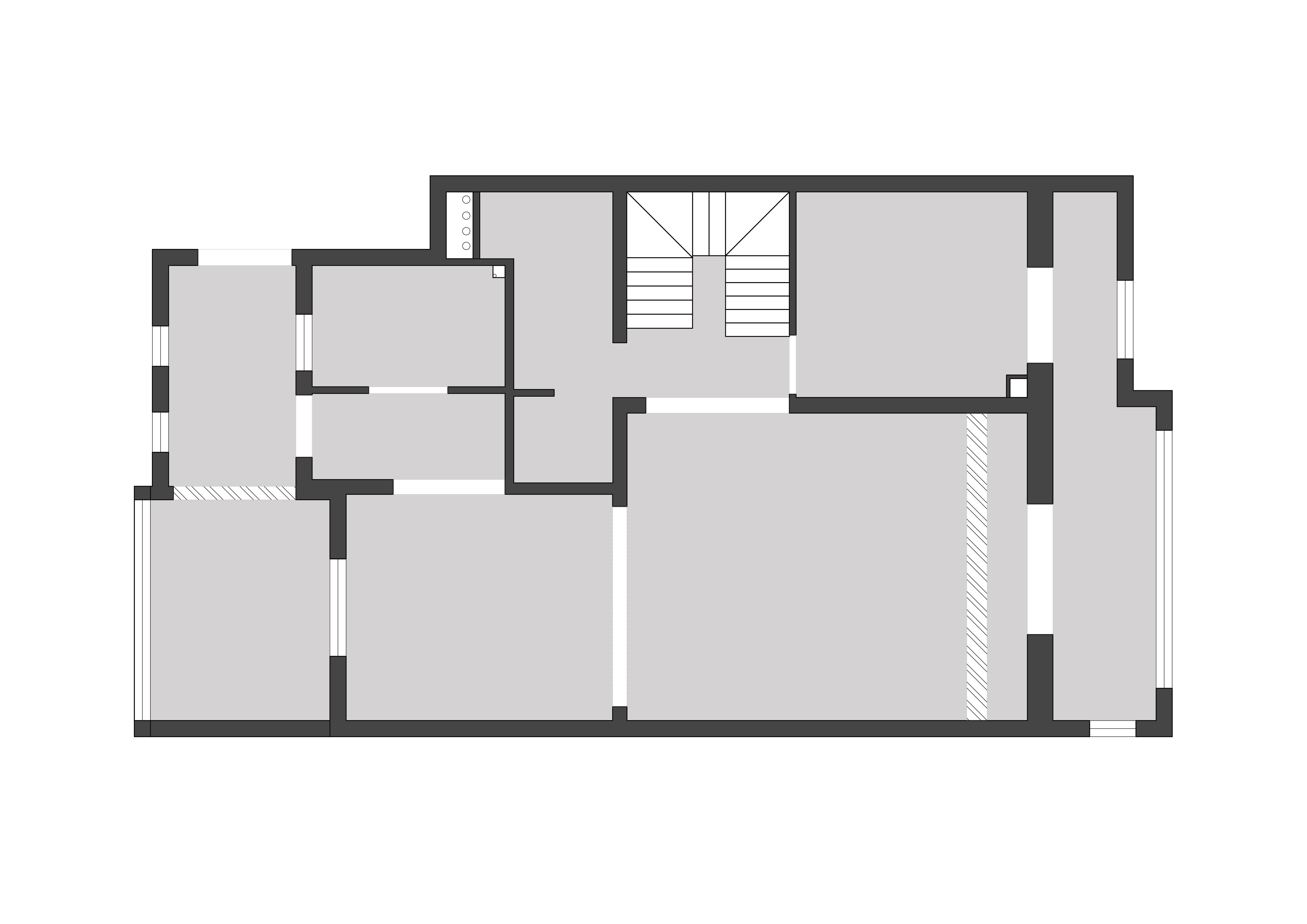 首邑溪谷-208平米-简欧风格-装修效果图装修设计理念