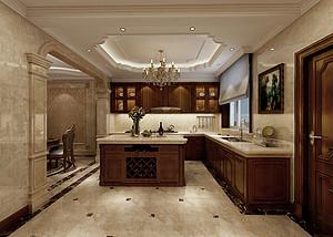 装修公司前十强为你介绍:如何抓住男人的胃,先有完美的厨房装修