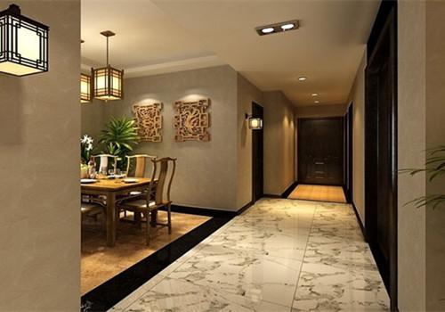 另外室内走廊的设计最好能有拐角,如果是一条直线的话像是把房子分为