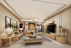 【深圳装饰设计】日式装修效果图赏析,新房这样装修才好看