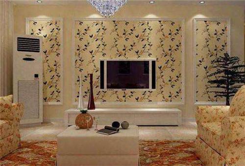 石膏线电视墙的造型及装修注意事项