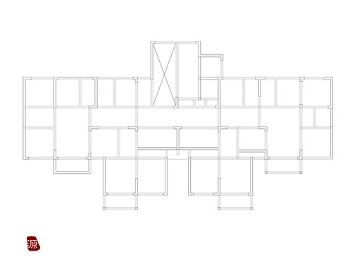 金海国际-190平米-新古典装修设计理念