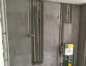 住宅装修水管技巧 装修水管如何施工