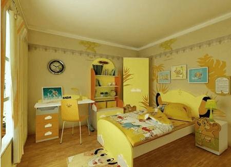 不同居家空间的灯光设计