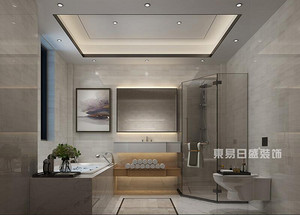 南京装修公司简述卫生间装修的具体流程