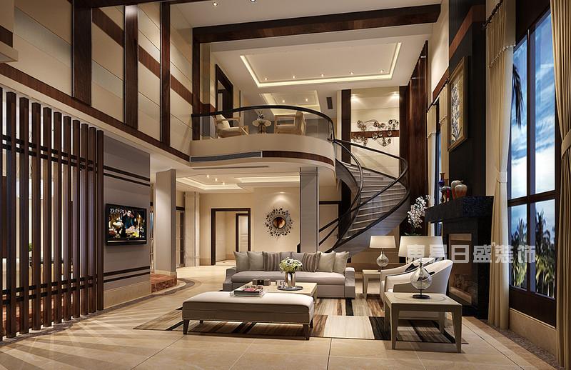 岳阳室内设计公司客厅装修案例分享_五招让你的小户型客厅不在压抑