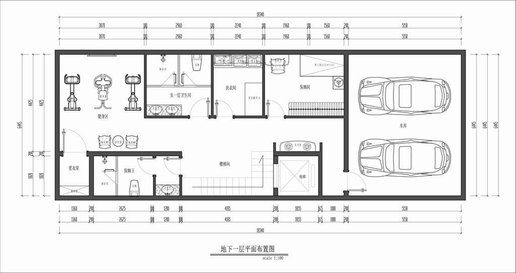 燕西华府-法式古典装修风格-437平米装修设计理念