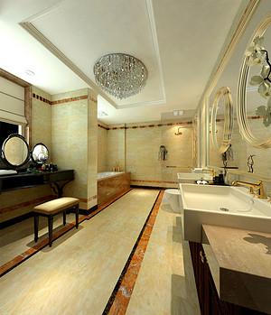 卫生间的瓷砖如何选?