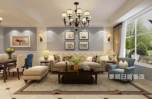 重庆别墅装修,装修素色墙纸显缝的原因有哪些?