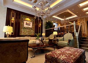 豪华欧式别墅装修的特点,让大家看看装修的要点何在