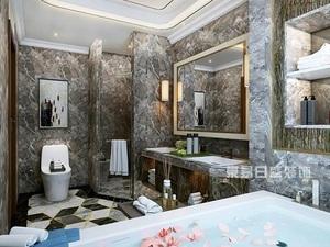 卫生间装修设计重点