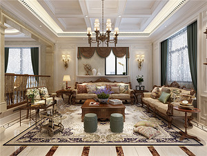 佛山室内设计欧式风格,遇见不一样的欧式美