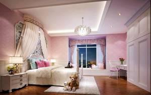 卧室墙面选色有技巧,不同风格要考究