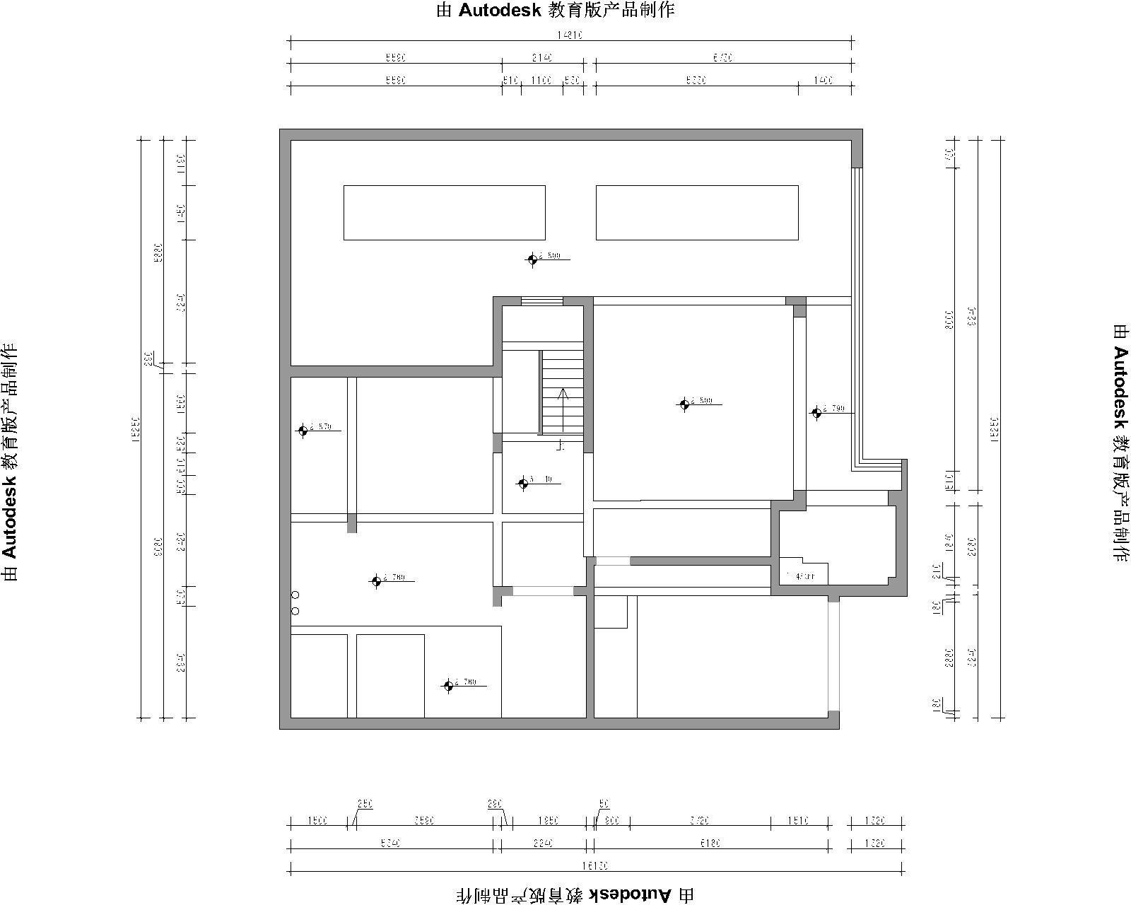 大华诺婓墅新中式装修效果图-234平装修设计理念