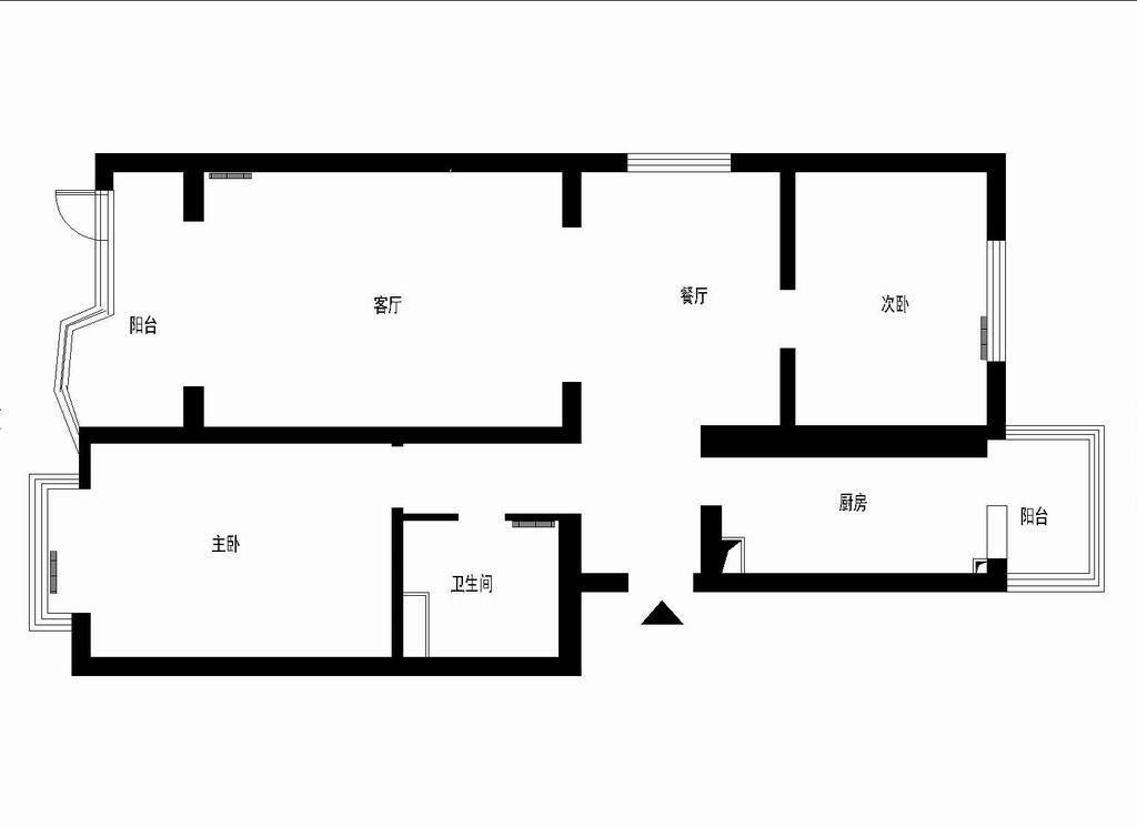 银地家园-法式风格-110平米装修设计理念