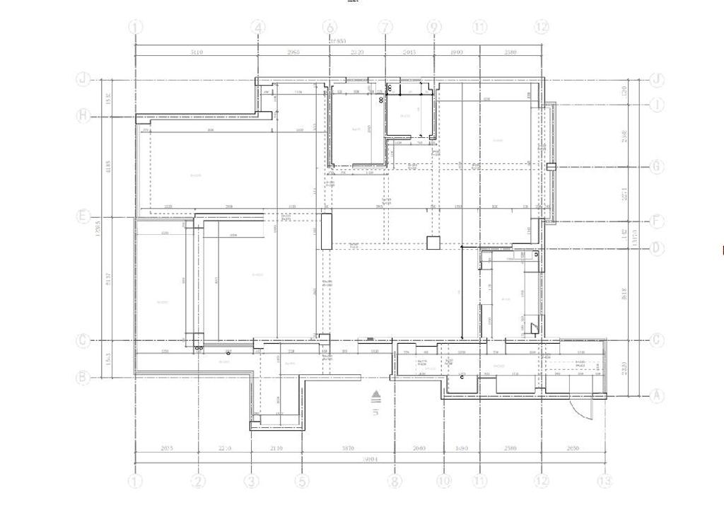 金地格林格林-180平米-美式装修设计理念