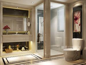 卫生间干湿分离技巧,打造好看又实用家装的必备技能