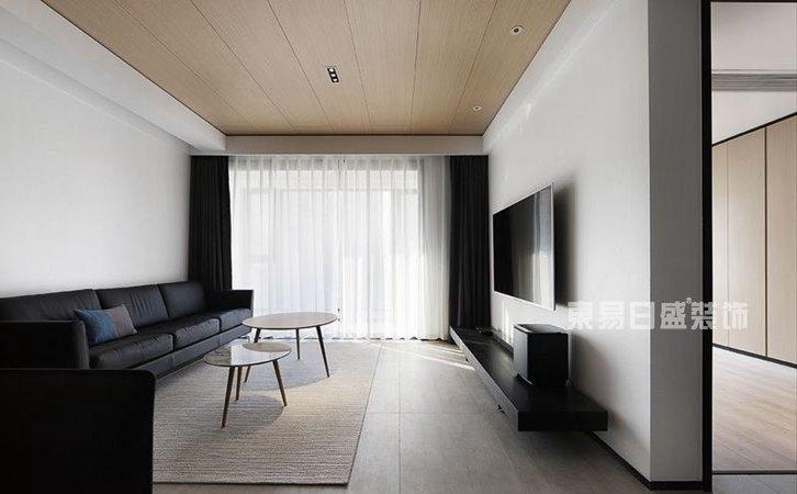 武汉新房装修客厅窗帘选择什么颜色好?