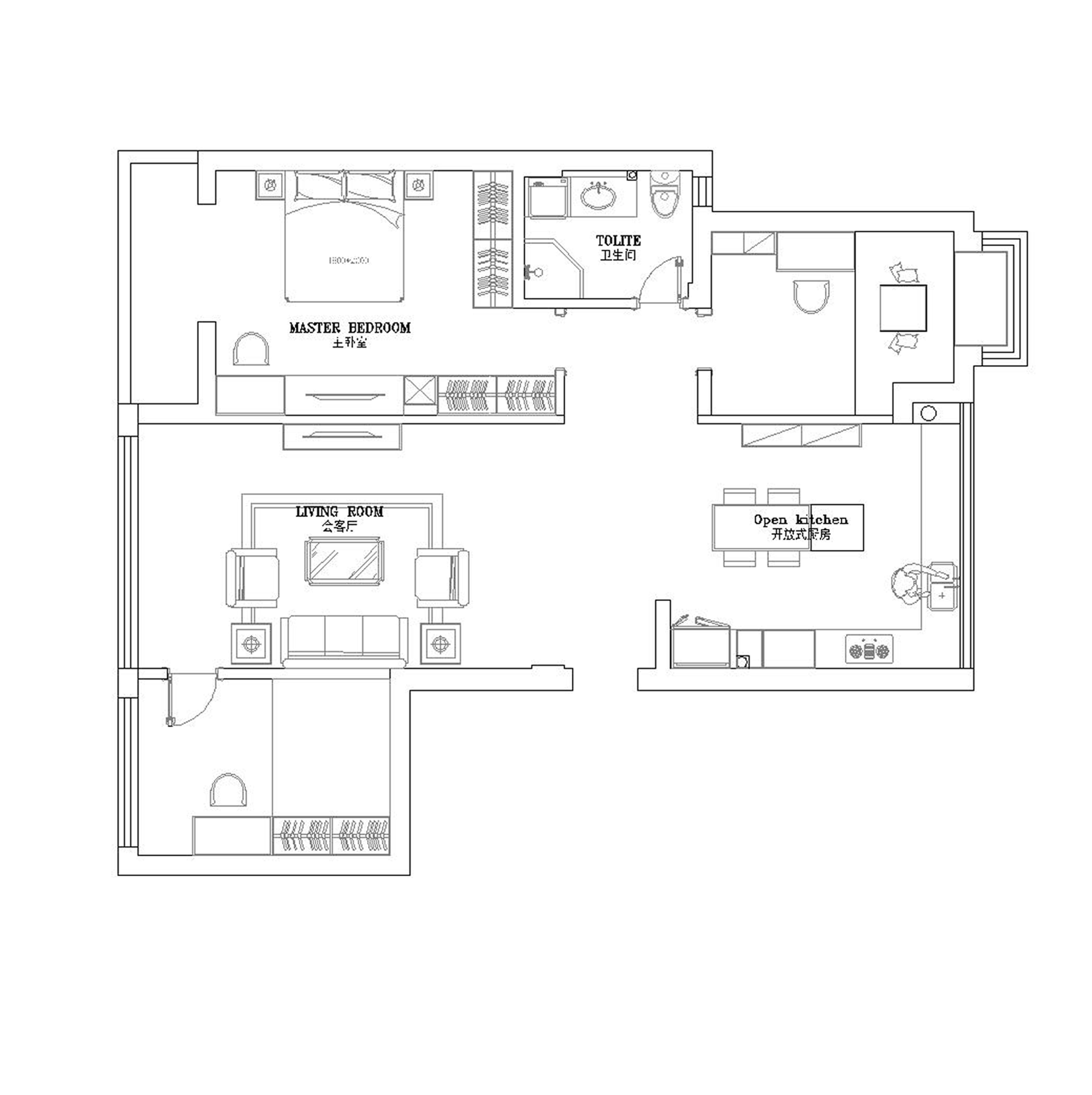 保利天禧-现代前卫-118平装修设计理念