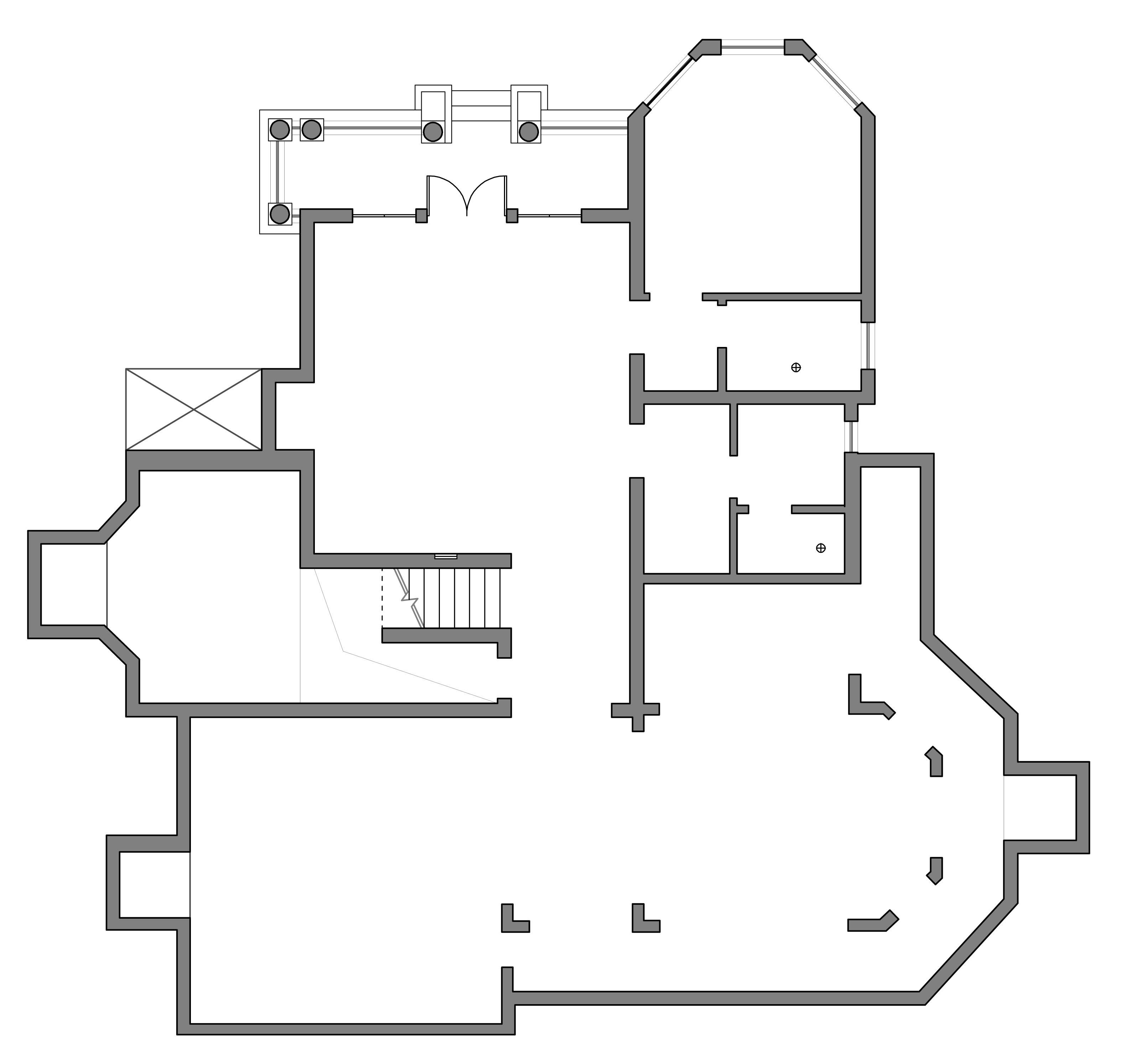 九龙湖畔-360平-美式风格装修设计理念