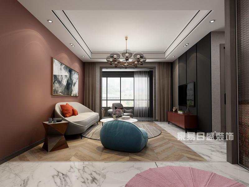 如何把客厅装修得更温馨