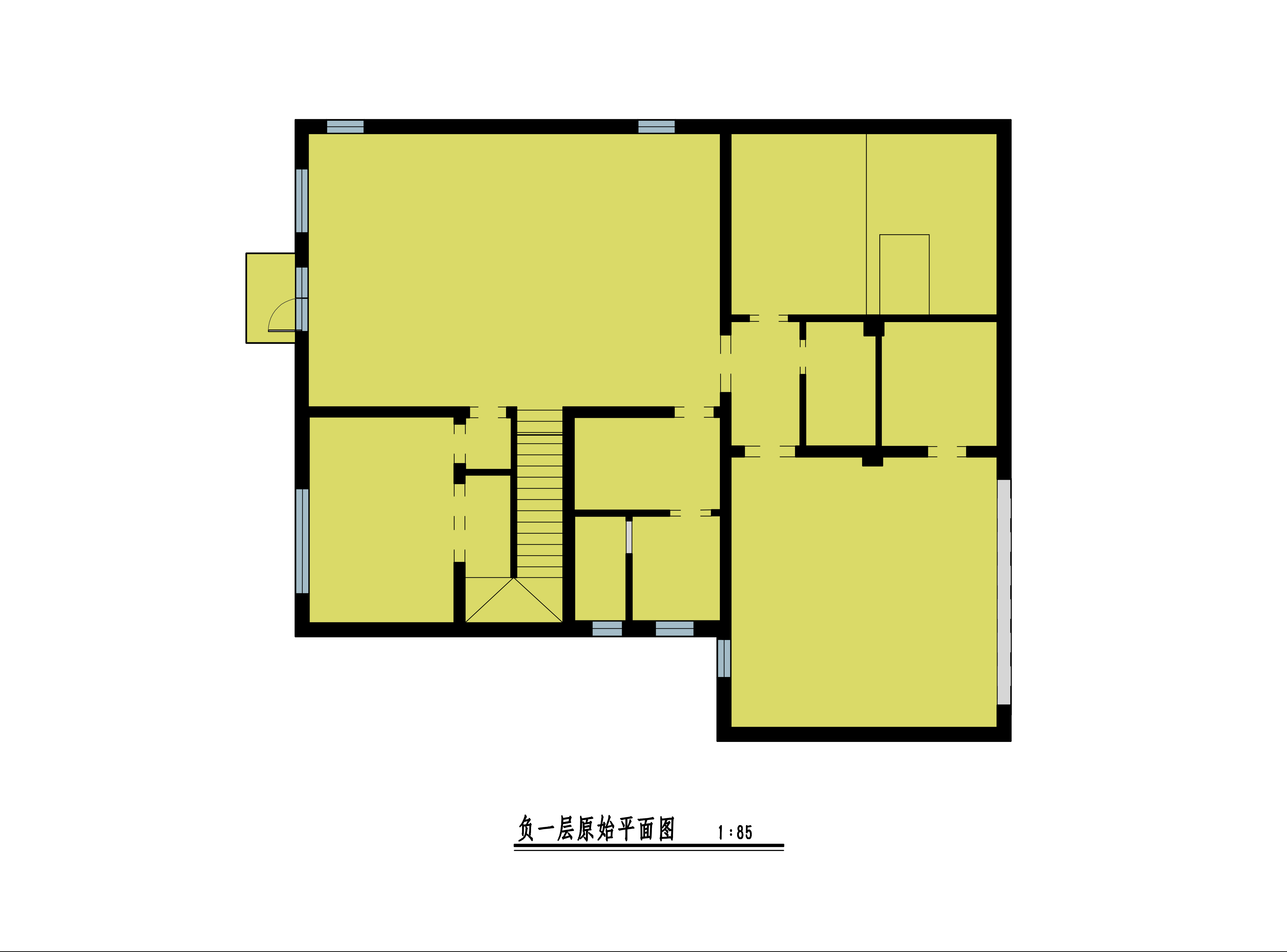 小平岛-美式风格-300平装修设计理念