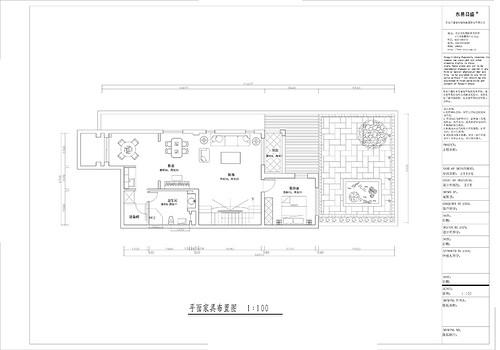 美式-280平米-青岛小镇装修设计理念