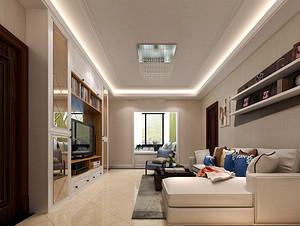 室内装修-客厅吊顶的设计技巧