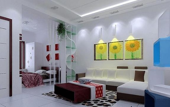 房子装饰客厅,杭州装修公司