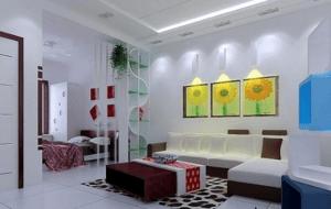 如何规划房子装饰客厅?韩式田园风客厅为例